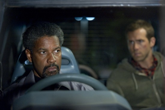 denzel washington allocine