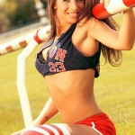 hot girl red sox